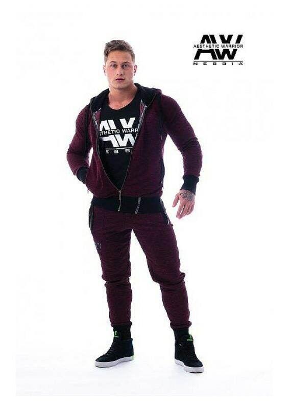 NEBBIA Тренировочные штаны AW 106