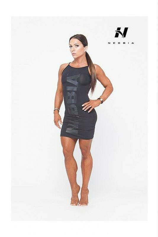 облегающее платье Supplex 219