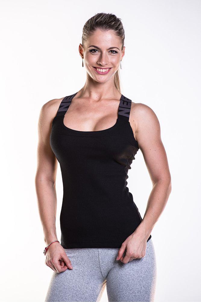 спортивная майка Rib Tank Top 243