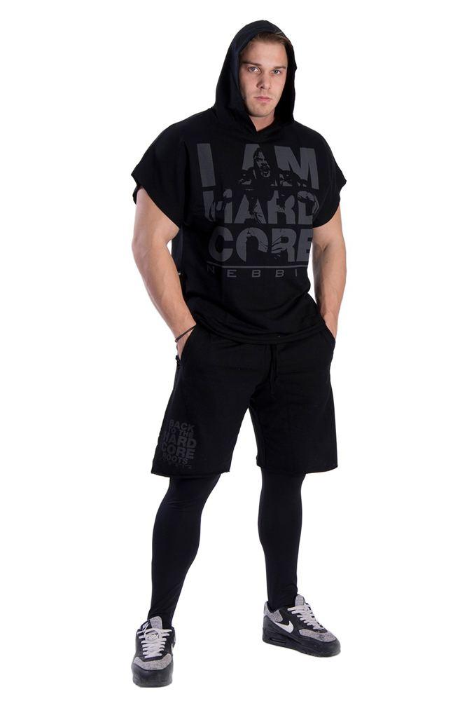 черная футболка nebbia