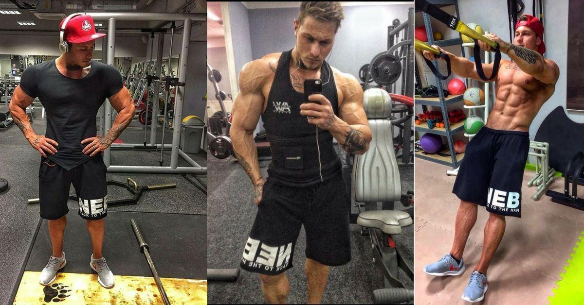 одежда для фитнеса и бодибилдинга Шорты 343