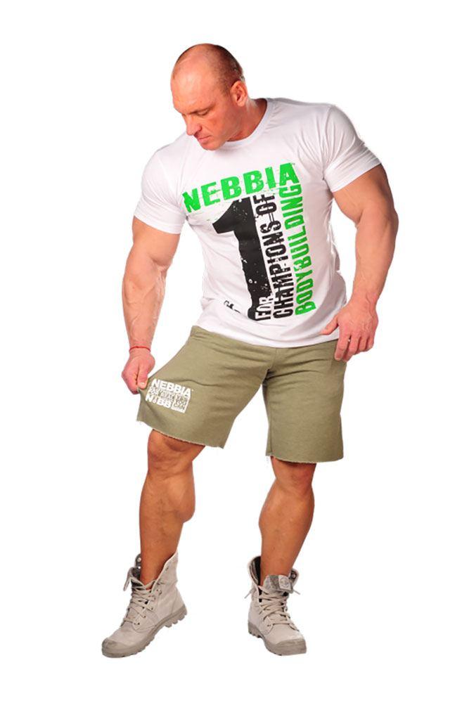 мужская футболка nebbia