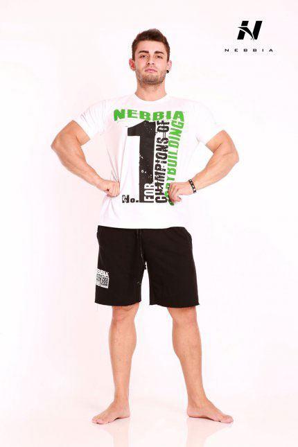 футболка мужская nebbia